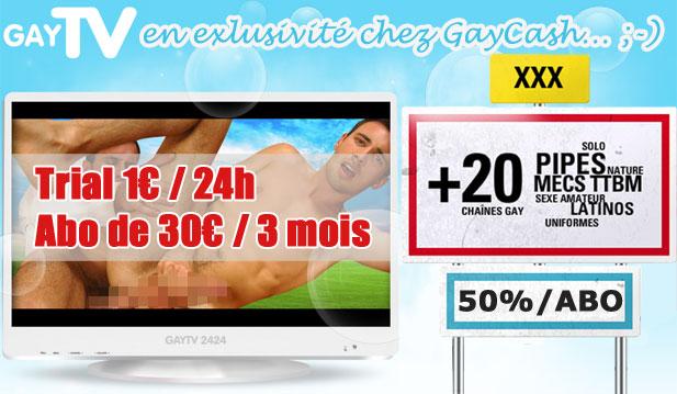 GayTV 24/24