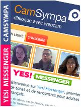 CamSympa, nouveau site de rencontres fullCB30 avec Webcams intégrées !