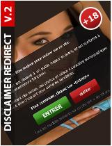La nouvelle version révolutionnaire du Disclaimer Redirect !!